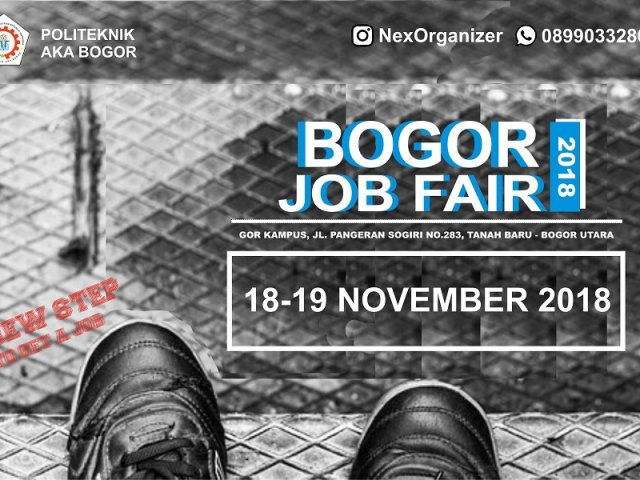 Bogor Job Fair 2018