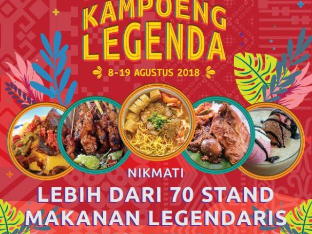 Kampoeng Legenda 2018