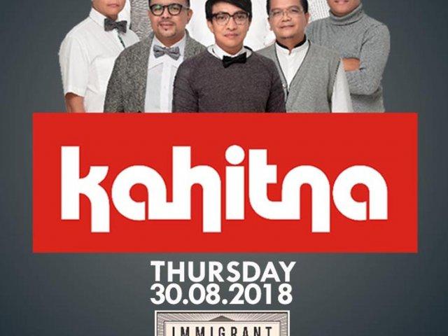 Kahitna Live at Immigrant Jakarta