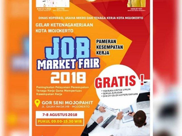 Job Market Fair Mojokerto