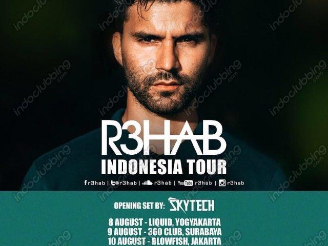 R3HAB Liquid (Jogjakarta)