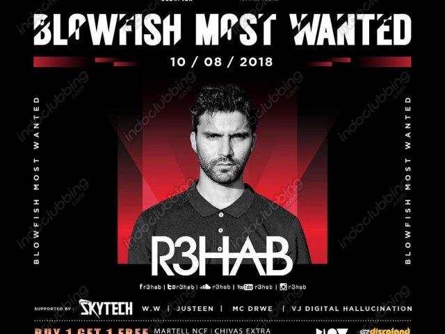 R3HAB BLOWFISH