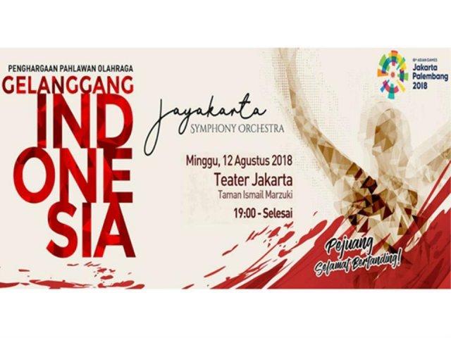 Konser Gelanggang Indonesia