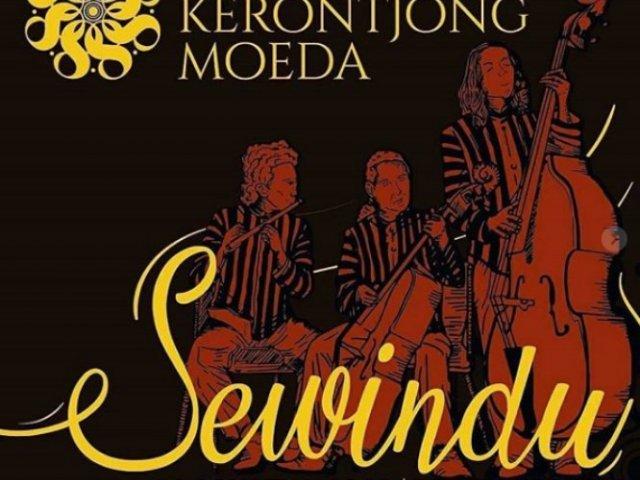 """Simphony Kerontjong Moeda """"Sewindu"""""""