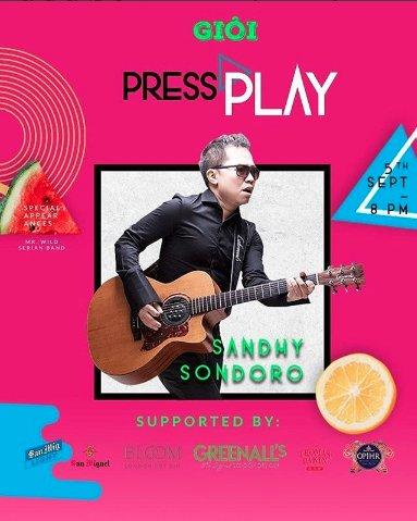 Press Play with Shandy Sondoro