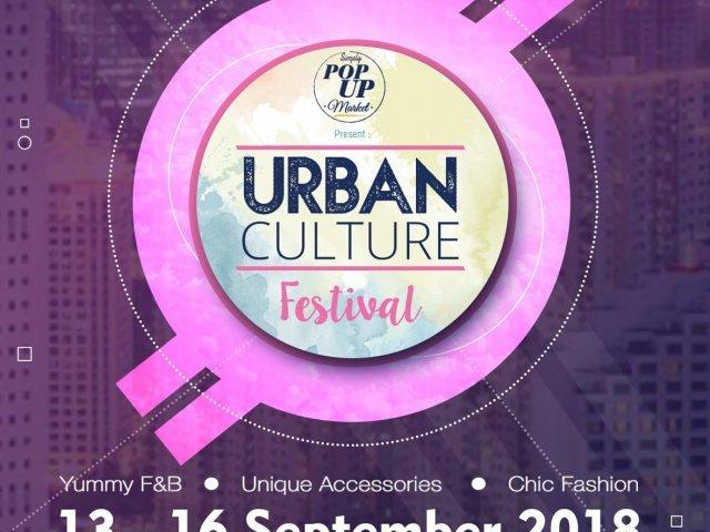 "Simply Pop Up Market ""Urban Culture Festival"""