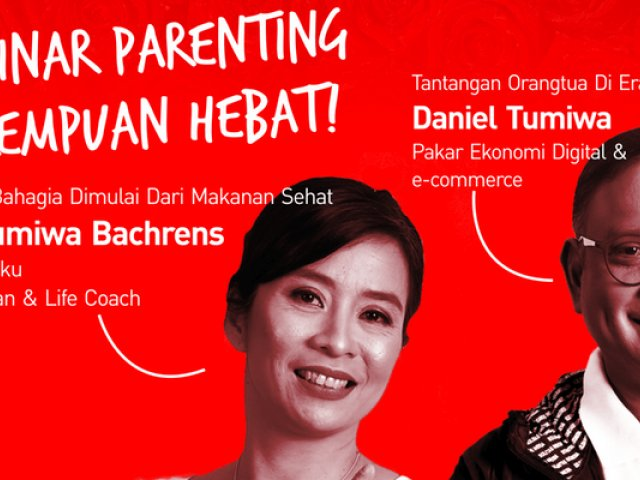 Seminar Parenting Perempuan Hebat!