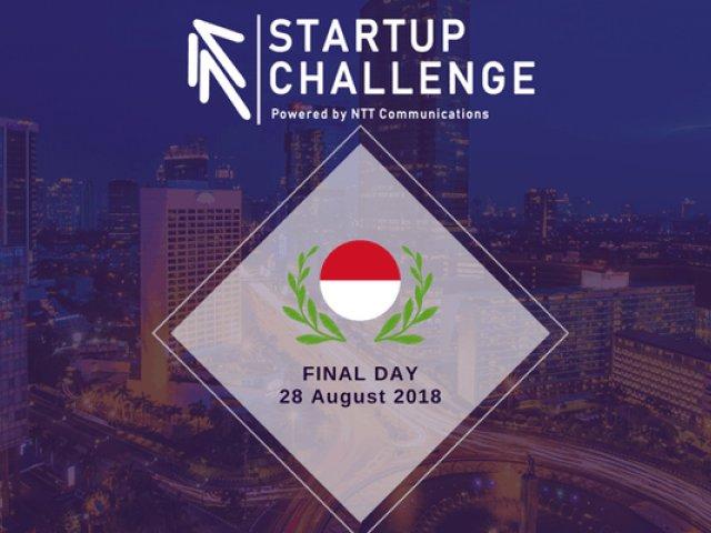 NTT Com Startup Challenge 2018