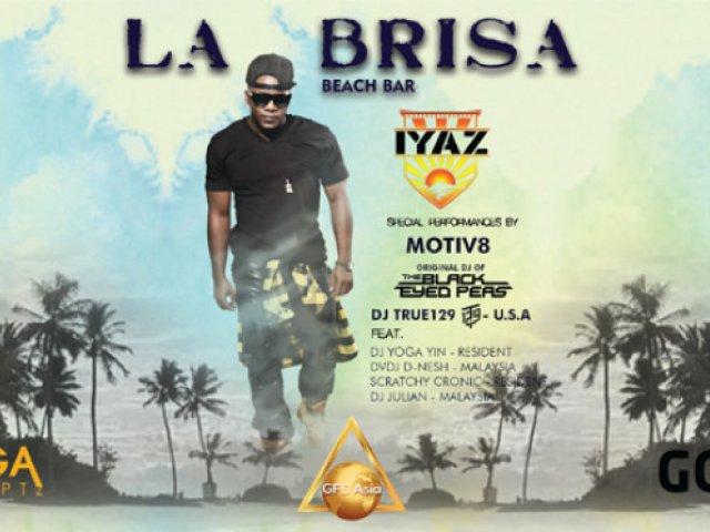 Iyaz Live @LaBrisa Beach Club