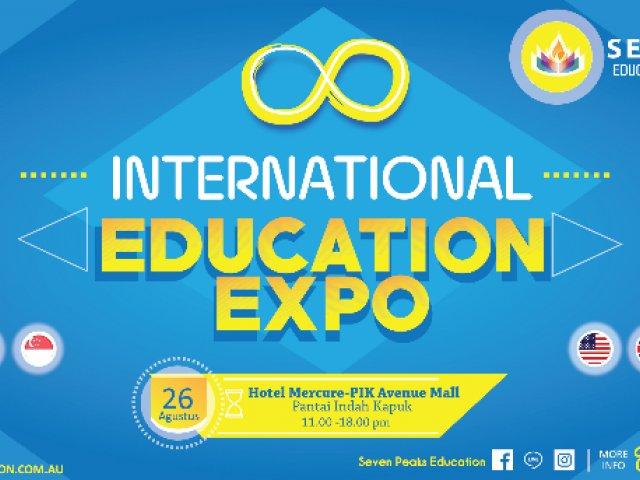 Pameran pendidikan luar negeri 2018 - Jakarta