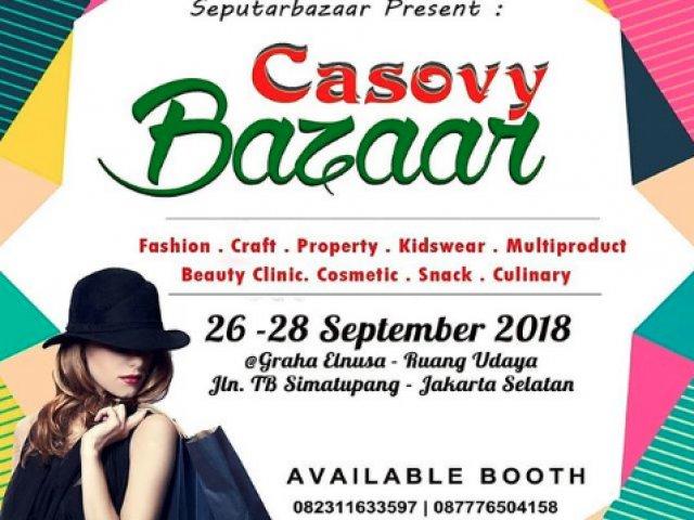 CASOVY BAZAAR