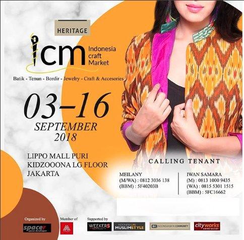 HERITAGE Indonesia Craft Market