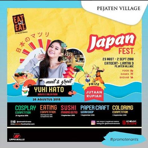 Japan Fest Pejaten Village