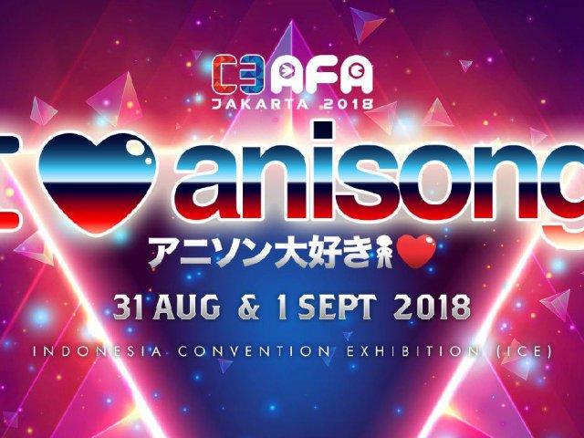 C3 Anime Festival Asia Jakarta 2018