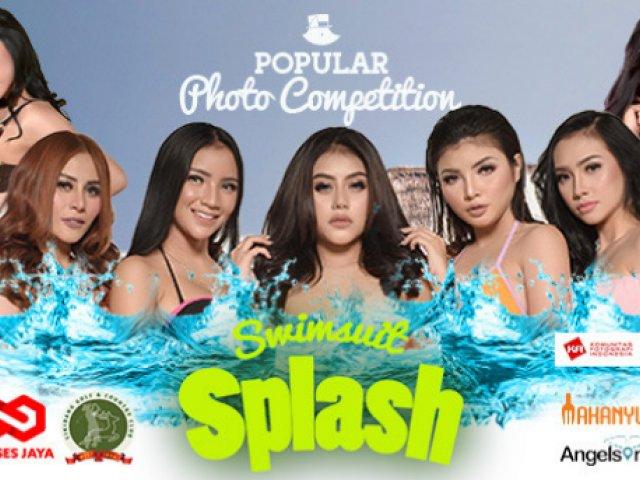 POPULAR PhotoCompetition 2018: Swimsuit Splash!