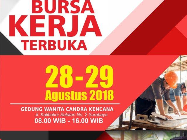 Jobfair Disnaker Kota Surabaya