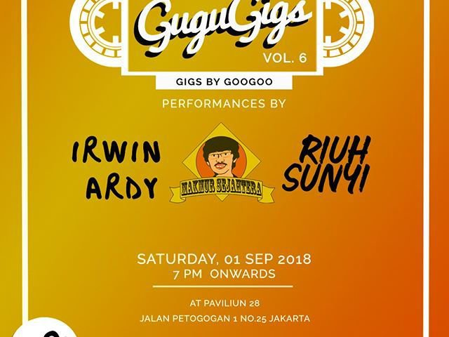 GuguGigs gigs by @googooradio Vol.6