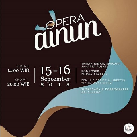 Opera Ainun