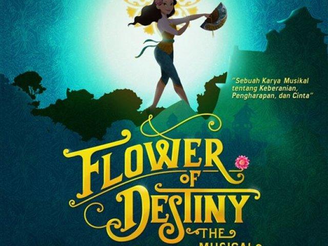 "Konser Musikal Flower of Destiny ""Bintang Angkasa"""