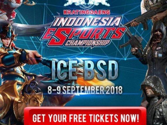 Kratingdaeng Indonesia E Sport Championship