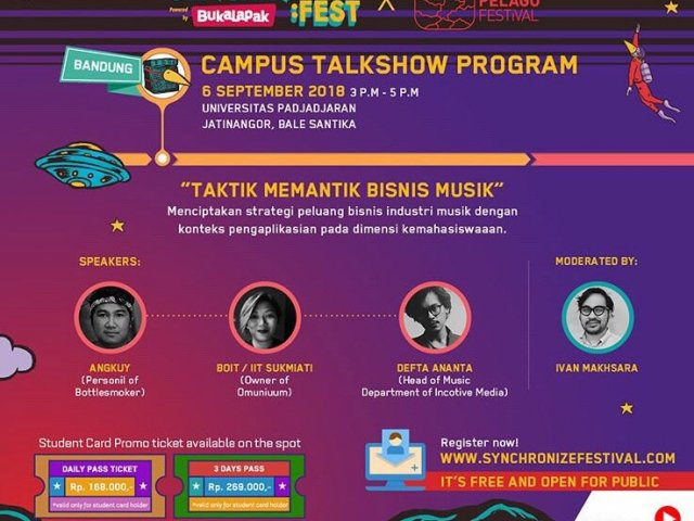 CAMPUS TALKSHOW PROGRAM