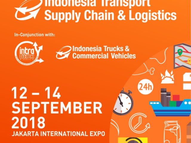 Indonesia Transport, Supply Chain & Logistics (ITSCL) 2018