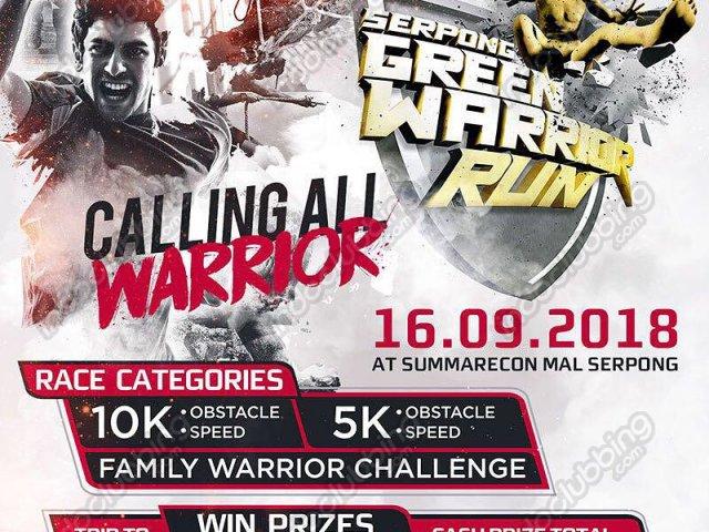 Serpong Green Warrior Run