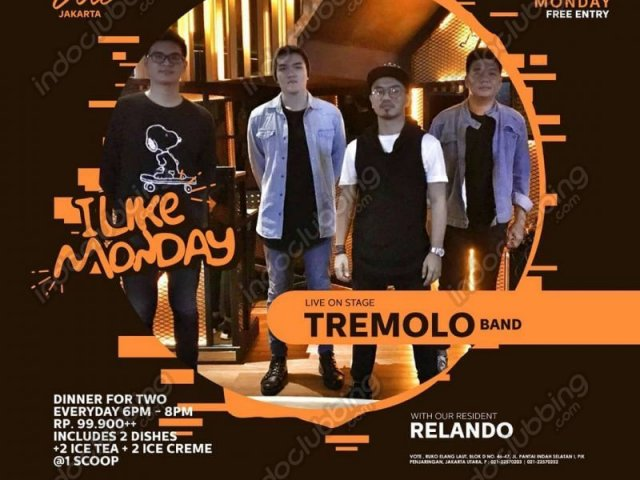 I Like Monday - Tremolo Band