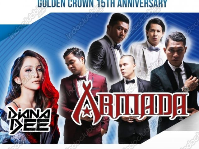 Golden Crown 15th Anniversary