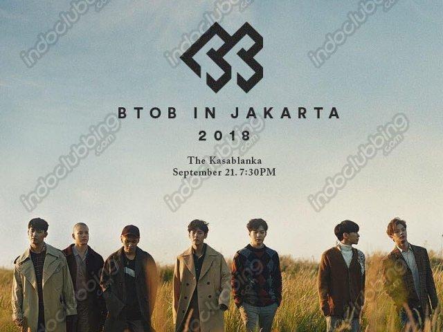 Btob In Jakarta