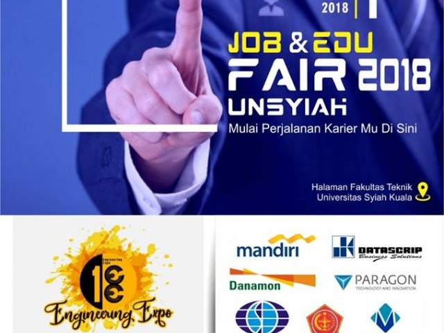 JOB & EDU FAIR UNSYIAH 2018