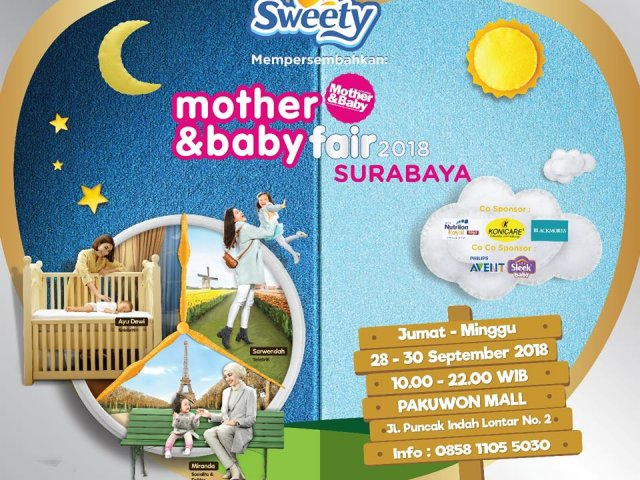 Mother & Baby Indonesia Fair Surabaya