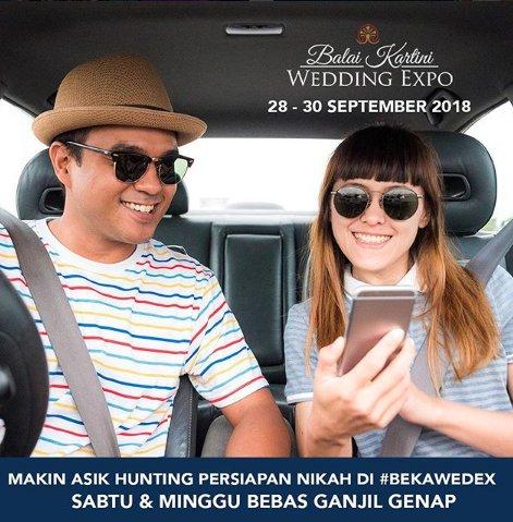 Balai Kartini Wedding Expo