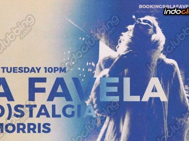 (No)Stalgia Tuesdays with DJ Morris