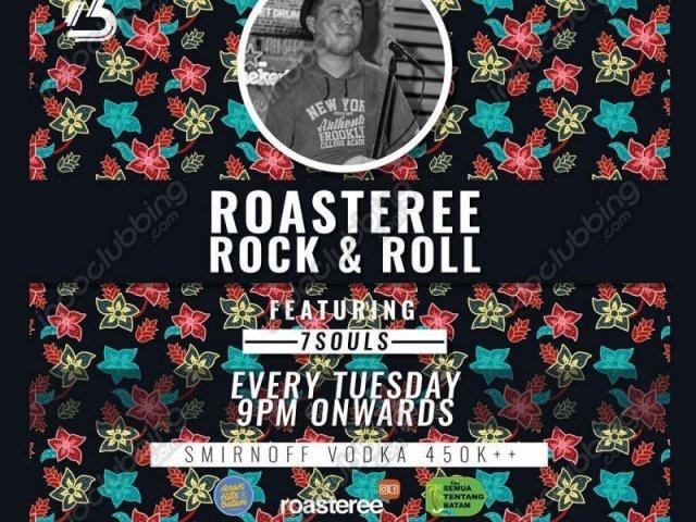 Roasteree Rock 'N Roll