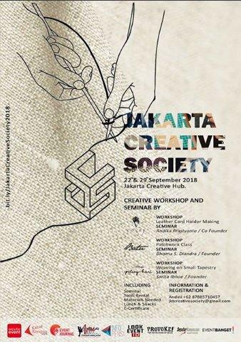 Jakarta Creative Society 2018