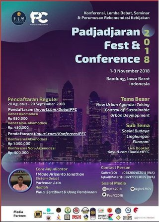 PADJADJARAN FEST & CONFERENCE 2018
