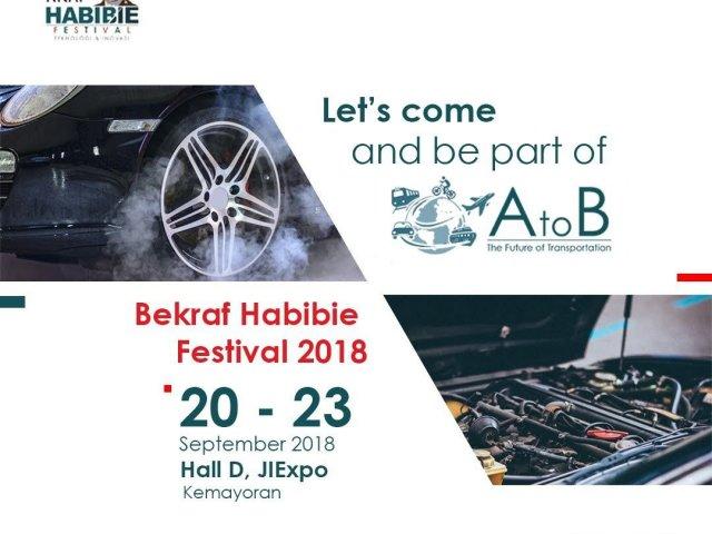 Bekraf Habibie Festival 2018