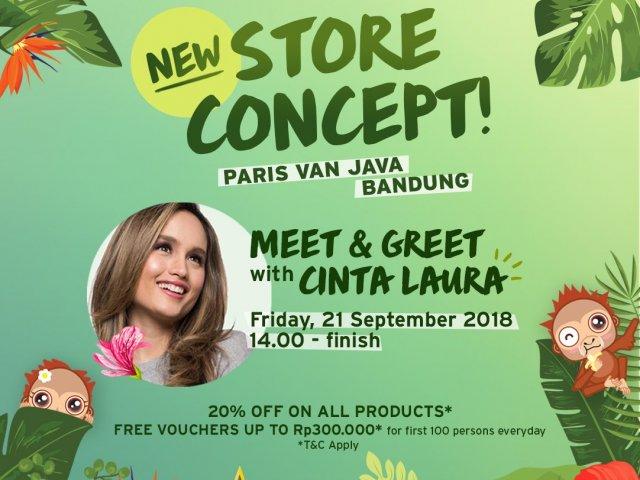 Meet & Greet with Cinta Laura