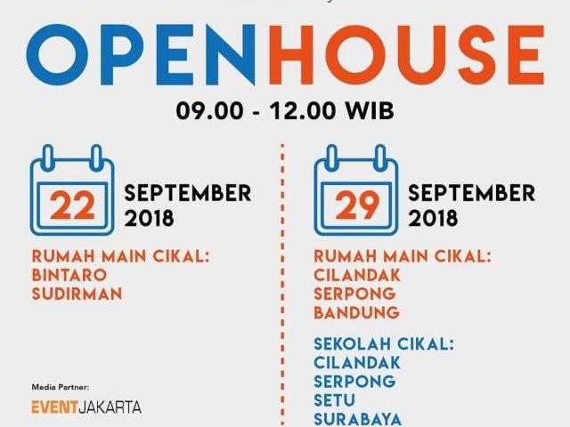 Cikal Open House