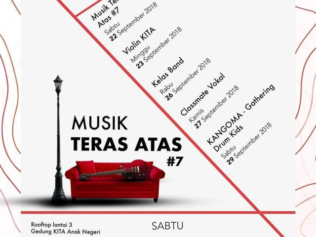 Musik Teras Atas7