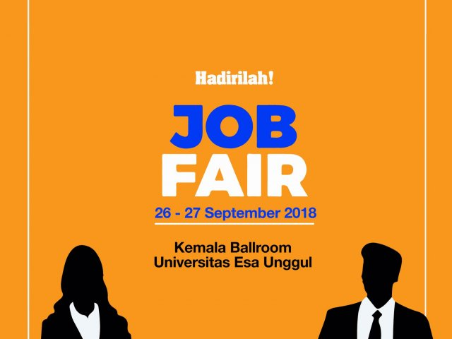 Esa Unggul Career Day & Job Fair