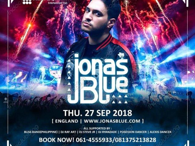 Jonas Blue Medan