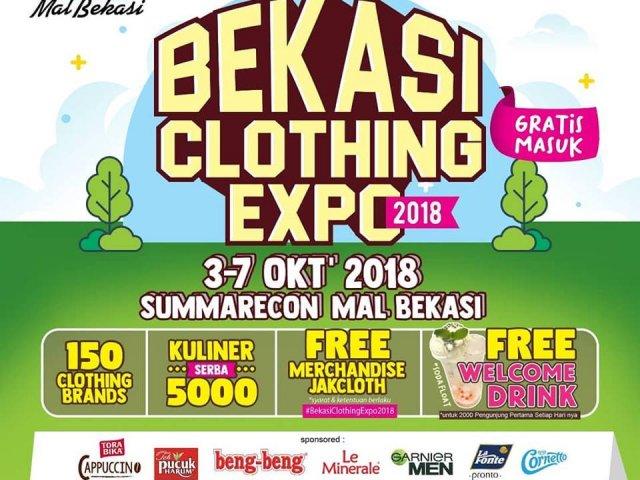 Bekasi Clothing Expo
