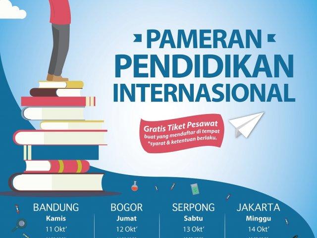 Pameran Pendidikan Internasional