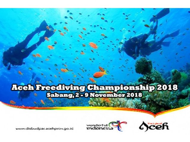 Aceh Freediving Championship