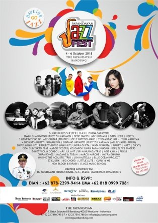 The Papandayan Jazz Fest