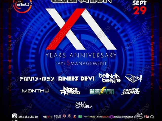 ClubNation XI Anniversary
