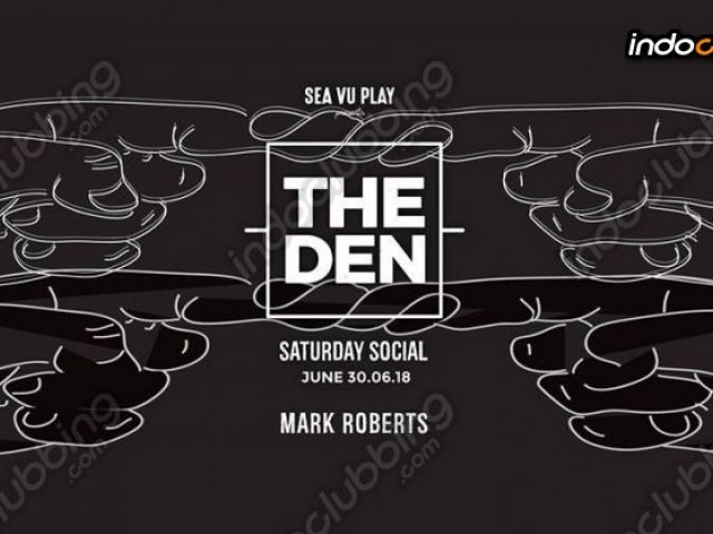 Saturday Social Mark Roberts