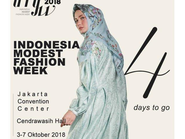 INDONESIA MODEST FASHION WEEK 2018